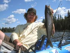 Fish for steelhead, salmon, brook trout and lake trout in crystal clear lakes surrounded by pristine wilderness in Lake Superior Provincial Park. Ontario Travel, Clear Lake, Lake Superior, Trout Fishing, Wilderness, Salmon, Paradise, Adventure, Park