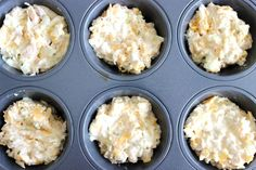 Mini Tuna Melts – Butter Is Not a Carb