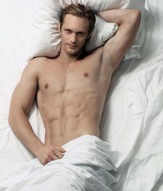 Eric Northman (Alexander Skarsgard)- you can pin me anyday!