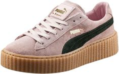 Pin for Later: The 8 Types of Sneakers Every Fashion Girl Needs in Her Closet This Season  Puma by Rihanna Women's Creeper ($120)