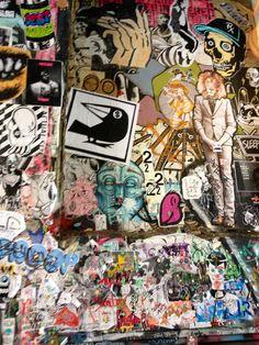 July 22- more graffiti