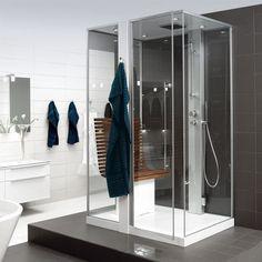 Cube Cube, Bathtub, Shower, Bathroom, Projects, Design, Standing Bath, Rain Shower Heads, Washroom