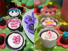 Festa Lalaloopsy - cupcakes