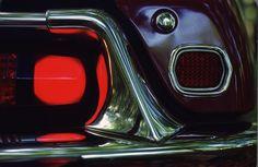 Citroen DS19 lights