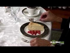 ▶ Basic Dining Etiquette - The Dessert and Coffee - YouTube
