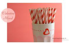 Valentine mood #daydreamland #blog  #straw #glass #ikea #photo