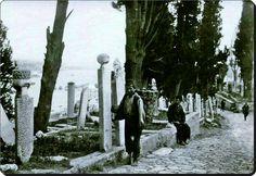 Eyüp Sultan mezarlığı - 1910'lar