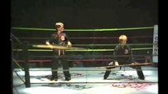 """Dueling Banjos 89 -Superfights"" - Universal Kempo Karate Schools Association"