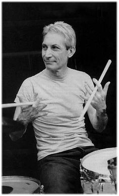 Charlie Watts—The most stolid member of the Rolling Stones, Watts has consistently provided a concrete backbone for the Stones, all the while avoiding the paternity suits, heaps of drugs and bad hair inherent in the band. Also, Watts, an accomplished jazz drummer, has aged with a grace and finesse the rest of the band have avoided like the plague.