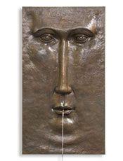 Sergio Bustamante ~ contemporary Mexican artist and sculptor.  resin wall fountain  www.sergiobustamante.com.mx