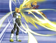 Dragon Ball Gt, Super Saiyan 1, Dbz Drawings, Character Art, Character Design, Captain America Wallpaper, Ball Drawing, Db Z, Poses