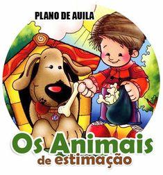 Plano de Aula 'Animais de estimação'