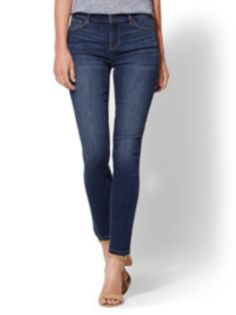 3e525343f91 High-Waist Skinny Jeans - Soho Jeans