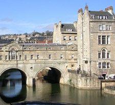 Bath Bridge, Bath, England places-i-ve-been
