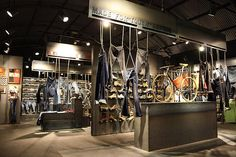 wrangler trade show booth | Wrangler Bread and Butter by The Dog Wardrobe 05 Wrangler stand at ...