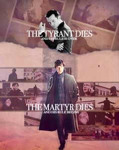 """""""The tyrant dies and his rule is over. The martyr dies and his rule begins."""" Ooh, love the quote!"""