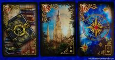 For FREE Intuitive Lenormand reading number 35, the Seeker is going through a rough patch and we are looking to answer a question about if future marital happiness is on the cards.