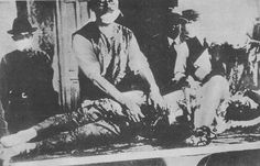 Unit 731 personnel and victim