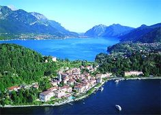 Lake Como has a subtropical climate below snow-capped Alps, adorable villages and world-famous villas - In Italy Online