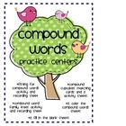 Compound words Hands On Activities, Classroom Activities, Classroom Ideas, Word Study, Word Work, School Resources, Teaching Resources, Compound Words, Word Families