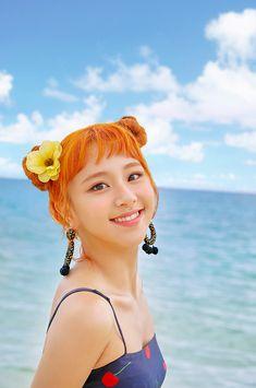 Twice Chaeyoung Summer Nights Kpop Girl Groups, Korean Girl Groups, Kpop Girls, Twice Jungyeon, Twice Kpop, Jonghyun, Shinee, Signal Twice, Twice Chaeyoung
