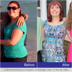 """""""I've gotten back my energy and ability to keep up with life!"""" -Megan E., Jenny Craig Weight Loss Success Story"""