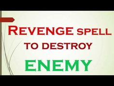 Revenge spells are the best method to handle the enemies. The people who create problems for you and annoy you then you can handle such people by casting the. Love Spell Chant, Love Spell That Work, Voodoo Doll Spells, Karma Spell, Hocus Pocus Book, Curse Spells, Wish Spell, Break Up Spells, Banishing Spell