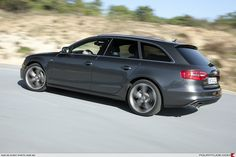 Real World S-line Photos of the New Audi A4 - Blogs - Fourtitude.com