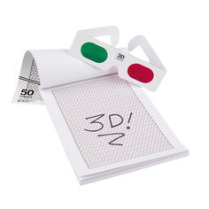 Special Edition 3D Drawing Pad now featured on Fab.