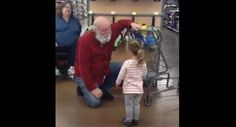Santa Claus does exist and here is the proof, at least for this little girl. This cute little girl thinks that she has found Santa Claus but there is this gentle man that plays with her. This video shows that humanity is still alive and Santa is within all of us. Watch this video to...