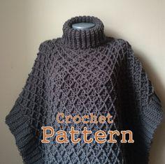 Poncho Pattern                                                                                                                                                                                 More