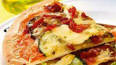 Viandas & Comidas Light: Pizzas de Vegetales