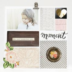 stephanie makes - 8x8 layout - Moment