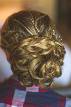 wedding hairstyle; Featured Photography: Concept Photography