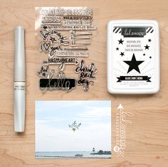 new project life clear stamps