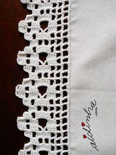 Crochet Dreamcatchers - Como hacer flores Nochebuena a Crochet en punto tejido tallermanualperu Easter Crochet Patterns, Crochet Edging Patterns, Crochet Lace Edging, Crochet Borders, Crochet Trim, Love Crochet, Vintage Crochet, Crochet Doilies, Single Crochet