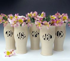 WEDDING VASE GIVEAWAY  enter for your chance to win an Awesome Maid of Clay custom Vase!!!
