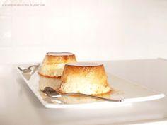Creme caramel - arabafelice in cucina Creme Caramel, Custard, Oreo, Mousse, Favorite Recipes, Cheese, Cooking, Desserts, Food