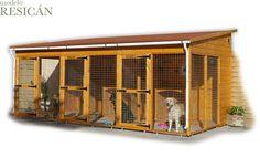 ideas casa para perros raza grande - Buscar con Google