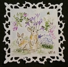 Wilma Woolenbeek: unknown images and supplies Watercolor Ideas, Watercolor Cards, Watercolour, Watercolor Paintings, Art Impressions Stamps, Card Sayings, Heartfelt Creations, Marker Art, Creative Cards