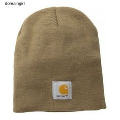 Carhartt Men's Acrylic Knit Hat Winter Watch Beanie One Size Cap