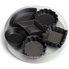 Gobel Non-Stick Petits Fours Moulds - Box of 30