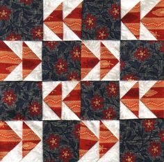 clmt quilter: Civil War Love Letters Quilt blocks ~ Travels