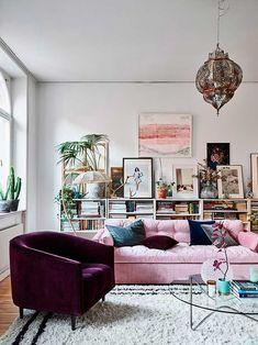 Esta Casa Llena De Vida Y Color Te Inspirará Por Completo | Cut & Paste – Blog de Moda