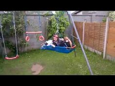 Homemade fun on the swing in Leighlinbridge. Fun Things, Spinning, Toddler Bed, Death, Homemade, Furniture, Home Decor, Hand Spinning, Child Bed