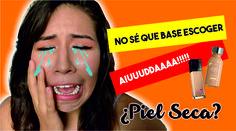 Hola a tod@s aquí les traigo una reseña de las mejores bases para piel seca que podemos adquirir en Ecuador, corran a ver mi video en youtube, https://www.youtube.com/watch?v=Y6C0OL-jUH4&t=124s suscribanse y dele like, espero que sea de su agrado :D  #makeup #tarte #nyx #pielsecaysensible #youtuber #maquillaje #pielperfecta #beauty #maybelline #milani #dipasobelleza #dipaso #loreal #makeuptutorial #catrice #beautycreations #fitmemaybelline