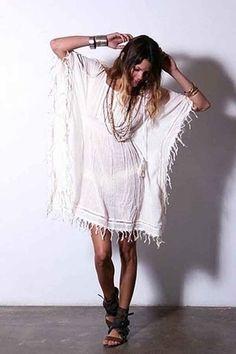 Jen's Pirate Booty Bombay Mini Dress in Silver Lurex $152 $129.20