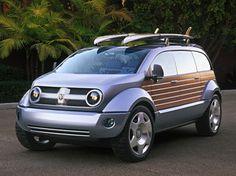 Dodge Kahuna Concept (2003)
