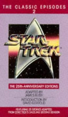 Star+Trek:+The+Classic+Episodes,+Vol.+2+-+The+25th-Anniversary+Editions