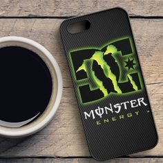 Dc Monster Energy Shoes Carbon Printed case provides a protective yet stylish shield between your iPhone SE and accidental bumps, drops, and scratches. Features slim and lightweight profile, precise c